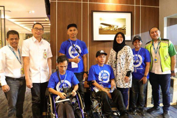 Citilink DukungProgram Mudik Ramah Anak dan Disabilitas