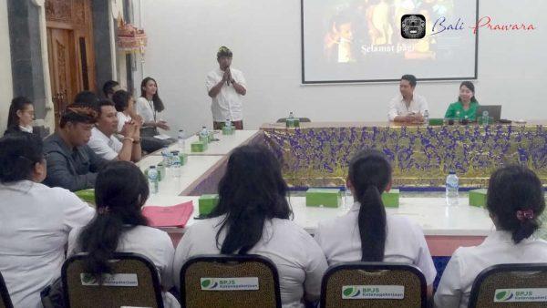 Aerofood ACS Denpasar Gelar Sosialisasi Kanker Serviks