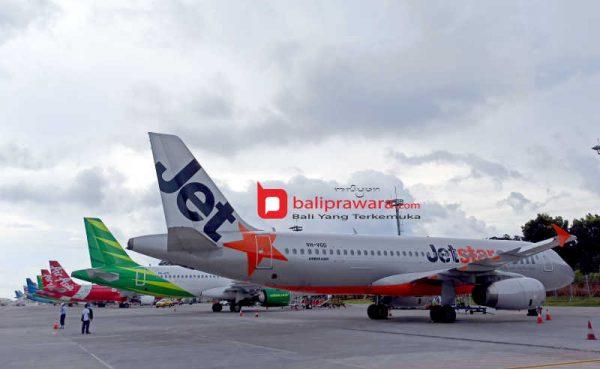Pariwisata Dibuka, Jumlah Penumpang dan Penerbangan di Bandara Ngurah Rai Terus Meningkat