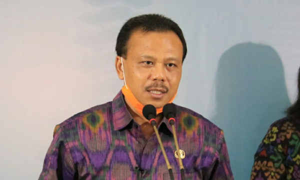 Terapkan Aplikasi SpeedID, Layanan Vaksinasi di DPRD Bali dan Gedung Nari Graha Kembali Dibuka
