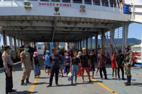 Tak Kantongi Identitas Jelas, Anak Punk Dipulangkan ke Daerah Asal