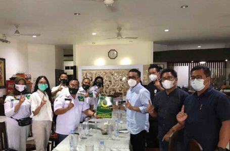 Sepakat Dukung Jaya-Wibawa, DPC PBB Denpasar Siap All Out