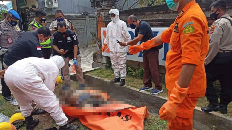 Slamet Ditemukan Tak Bernyawa di Gorong-gorong
