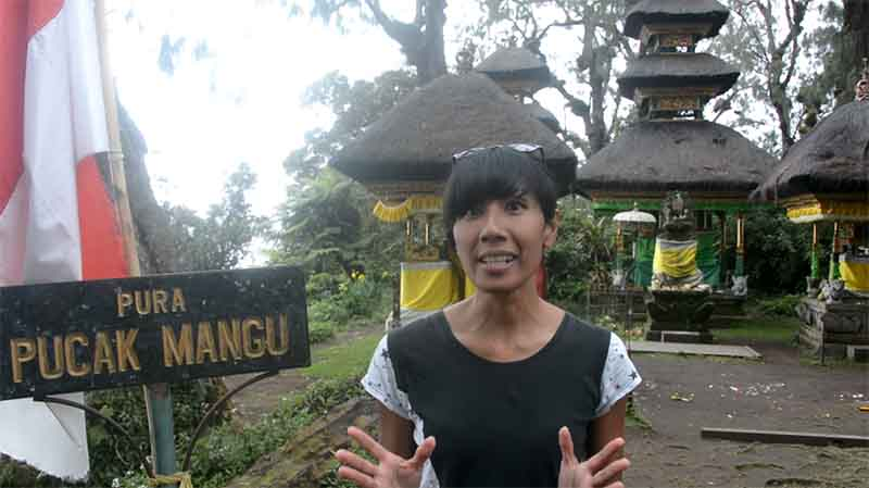 Menuju Puncak Mangu, Menapaki Jejak Spiritual Raja Mengwi