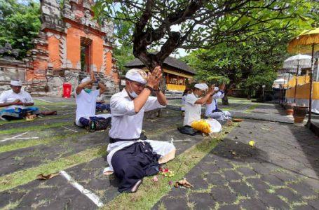 DPW Garda Pemuda NasDem Bali, Doakan Keselamatan Bangsa