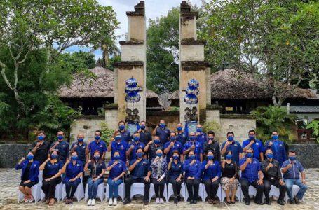 Susunan Pengurus DPW Partai NasDem Bali Periode 2021-2024 Disahkan