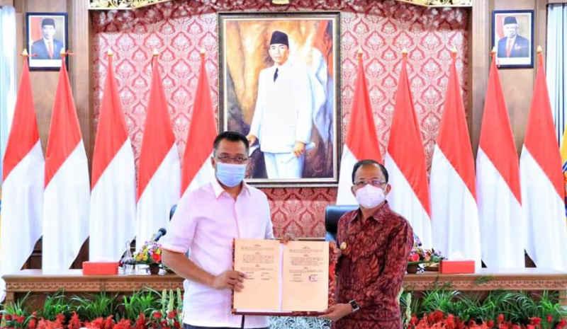 Sepakati 6 Kerjasama, Bali dan NTB Saling Mengisi untuk Tingkatkan Kesejahteraan Masyarakat