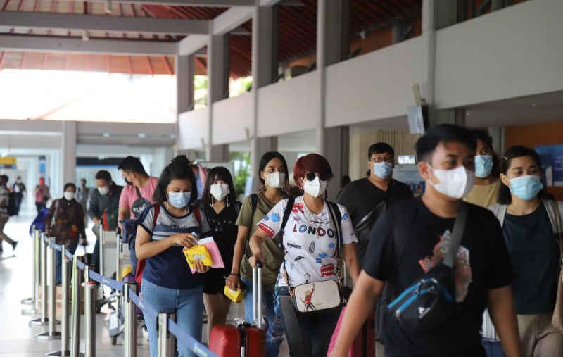 Bandara Ngurah Rai Layani 268 Ribu Penumpang Selama Bulan Mei