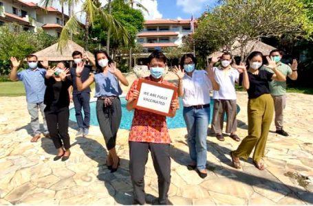 Hotel Nikko Bali, Sediakan Tempat Vaksinasi Dosis Ke-2 Secara Massal