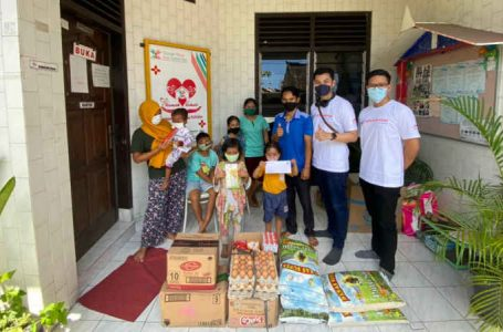 Bulan Penuh Berkah, Ikatan Karyawan Astra Motor Bali Berbagi Dengan Anak Yatim