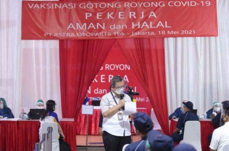 Grup Astra Dukung Vaksinasi Covid-19, Gotong Royong Untuk Pekerja