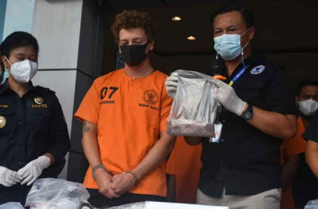 Terima Kiriman Paket Narkotika dari Amazon, WN Rusia Ditangkap BNN