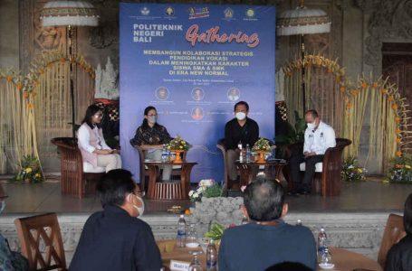 Tingkatkan Kolaborasi, Politeknik Negeri Bali Gelar Gathering dengan Guru BK dari SMA dan SMK se Bali