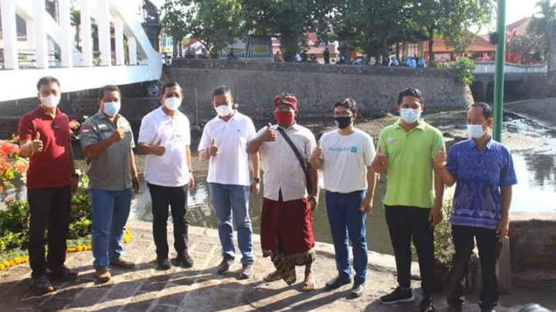 PLN Peduli Tukad Buleleng, Tingkatkan Kesadaran Masyarakat Menjaga Lingkungan
