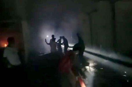 Tiga Jam Proses Pemadaman, Petugas Pastikan Tak Ada Bara Api Tersisa