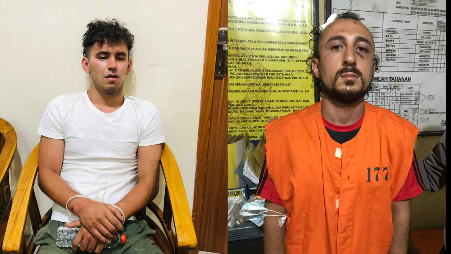 Bobol ATM, Dua WNA Turki Ditangkap Polisi