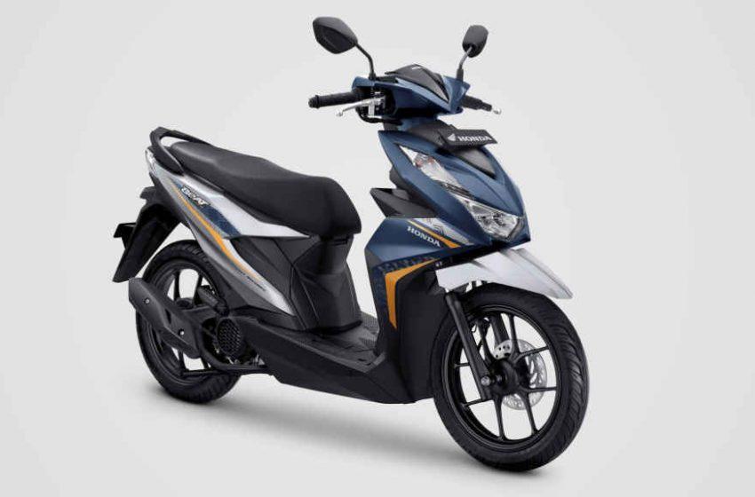 Punya Warna Spesial, New Honda BeAT Series Siap Temani Masyarakat