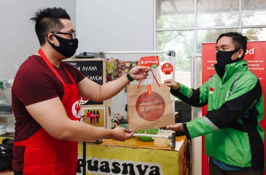 GoFood Luncurkan Program Dukungan bagi Pelaku Usaha Kuliner Saat PPKM Darurat
