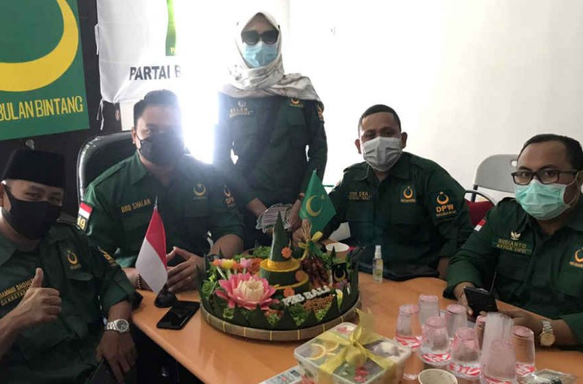 Rayakan Hari Jadinya yang ke-23, PBB Bali Berbagi untuk Warga