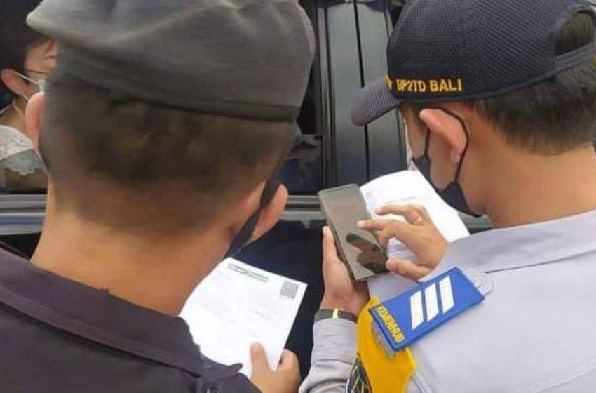 Pintu Masuk dan Lintasan Utama Bali Disekat Berlapis, PPDN Terancam Dikembalikan