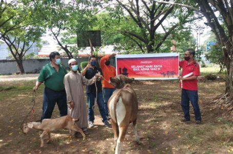 Idul Adha 1442 H, CCEP Indonesia Donasi Hewan Kurban di Jawa-Bali