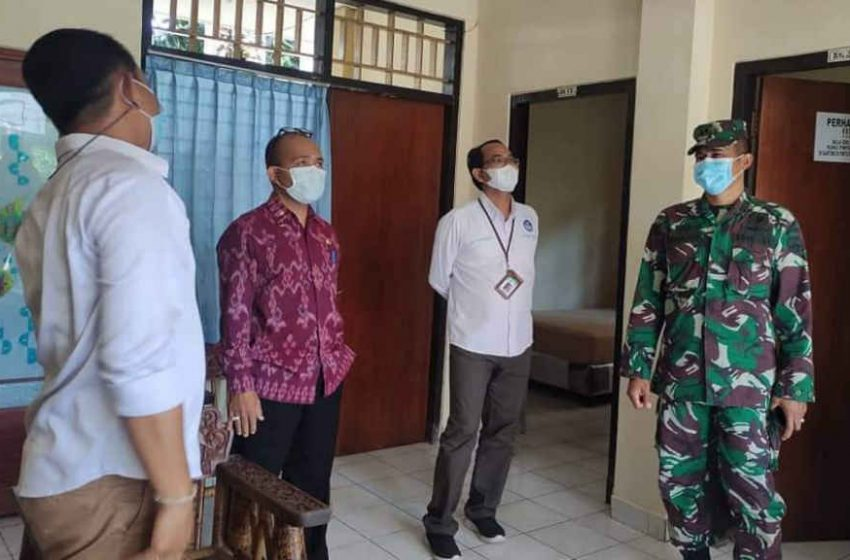 Putus Rantai Penularan, Pegawai Pemprov Terkonfirmasi Positif Covid-19 Wajib Isolasi