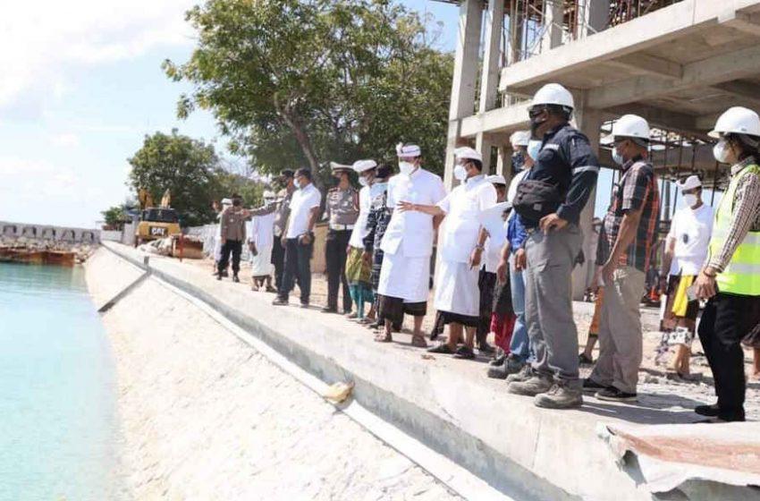 Pelabuhan Sampalan, Diharapkan Dapat Melayani Kebutuhan Masyarakat Secara Ekonomi dan Spiritual
