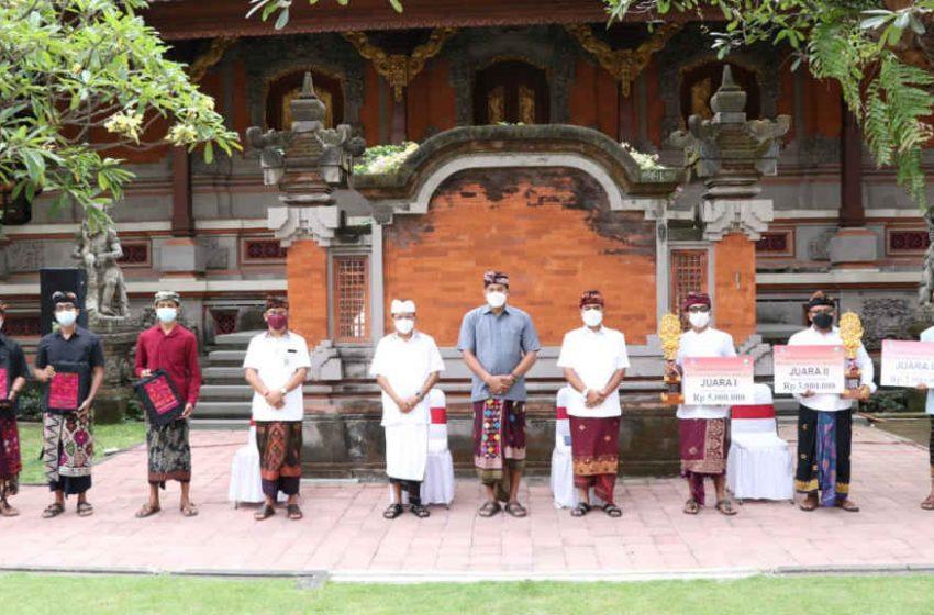 Perkuat Branding Arak Bali Dalam Lomba Desain Kemasan Minuman Arak Bali