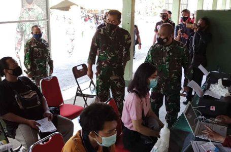 Warga Luar Bali, Bisa Mengikuti Vaksinasi di Makesdam IX/Udayana