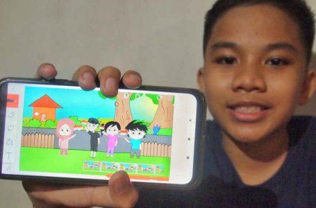 """Siswa SMP Negeri 1 Kuta Hadirkan Animasi """"Aku, Kamu, dan Dia"""", Sambut Hari Kemerdekaan RI"""