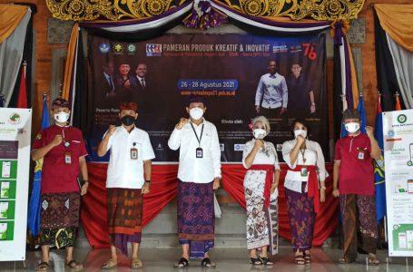Pertama di Bali, Koperasi Pegawai Negeri PNB Terapkan Mobile Banking
