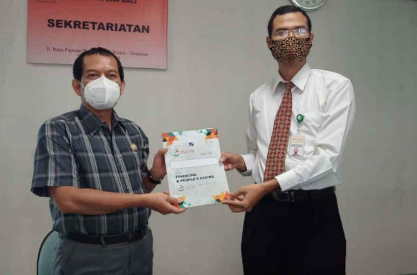 Bank Fajar Syariah Siap Bantu Mahasiswa ITB STIKOM Bali Magang di Singapura