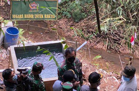 Warga Penglumbaran Bangli Kini Bisa Nikmati Air Bersih dengan Mudah