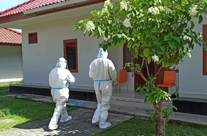 Pemprov Bali Klaim Kasus Aktif Covid-19 Menurun Sejak Isoter Digalakkan