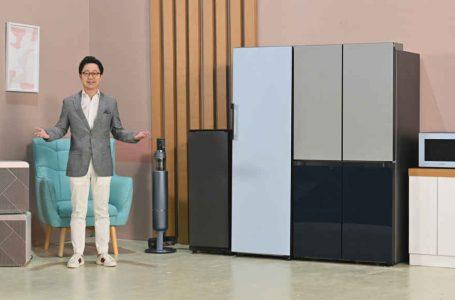 Samsung Hadirkan BESPOKE Refrigerator, Cocok dengan Segala Hunian dan Gaya Hidup