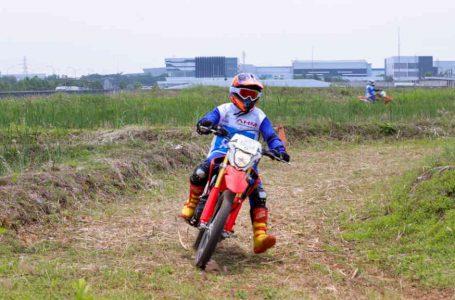 AHM Mulai Gelar Pelatihan di Fasilitas Safety Riding Park