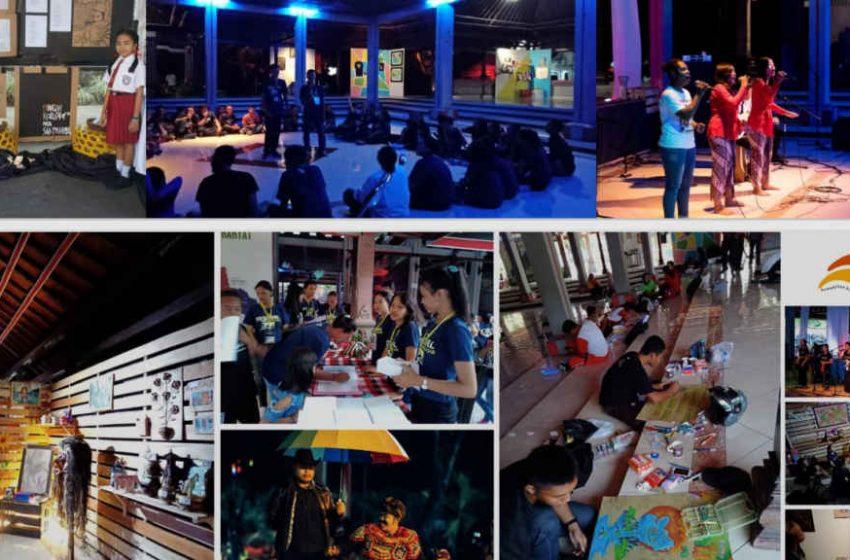 Festival Seni Pelajar Jembrana, Membuka Ruang Edukasi Alternatif