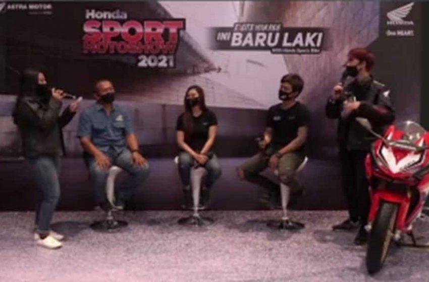 "Komunitas HCRC Bali Ramaikan Live Talkshow di Honda Sport Motoshow ""Excite Your Ride"""