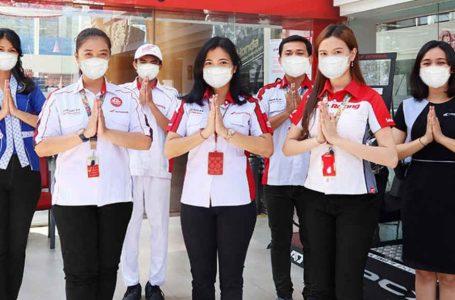 """Sambut Hari Pelanggan, Astra Motor Bali Siapkan """"Satu Hati Senyum Sehatmu Berarti"""""""