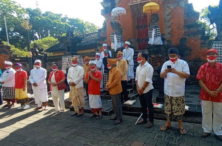INTI Bali Kembali Salurkan Beras untuk Membantu Masyarakat di Masa Pandemi