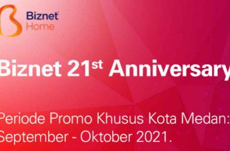 Perluas Jaringan, Biznet Hadirkan Layanan Internet Cepat & Stabil di Medan