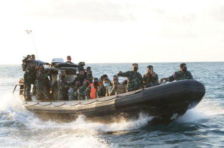 Pimpinan Kodam IX/Udayana, Beri Motivasi Prajurit di Pulau Terluar NKRI