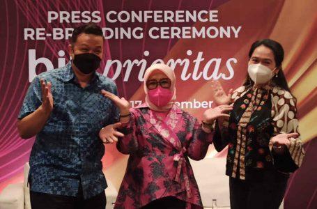 Layanan untuk Nasabah Perorangan Eksklusif, Rebranding Menjadi bjb Prioritas