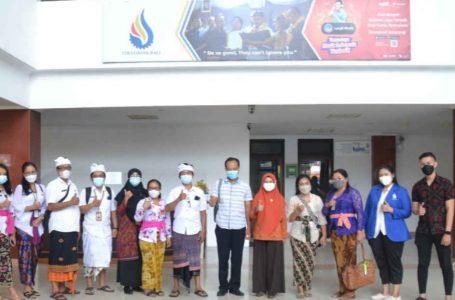 ITB STIKOM Bali Targetkan 100 Lokasi di Denpasar Terpasang Aplikasi Speed.Id dan QRCode Pantau Penyintas Covid-19