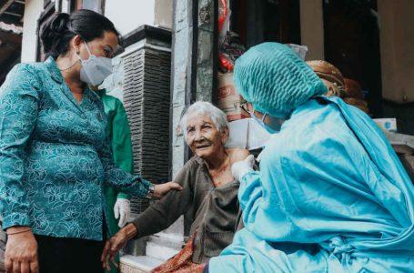 Tuntaskan Vaksinasi Bagi Penyandang Disabilitas, Badung Lakukan Door to Door