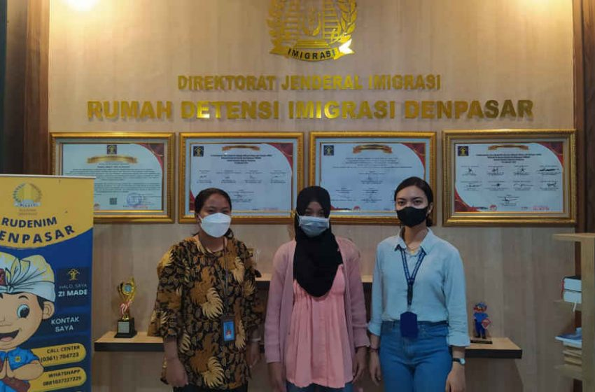 Tinggal di Wilayah Sumbawa Besar Tanpa Dokumen Perjalanan Sah, WNA Malaysia Akhirnya Dideportasi