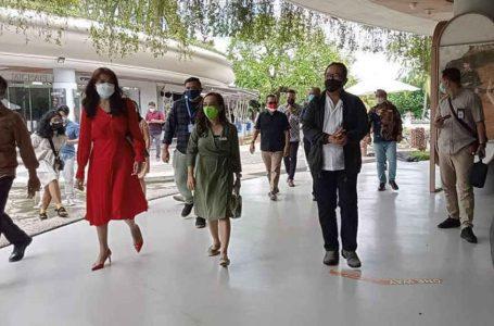 Cok Ace Belum Berani Berjanji Kapan 14 Mall Besar di Bali Kembali Dibuka