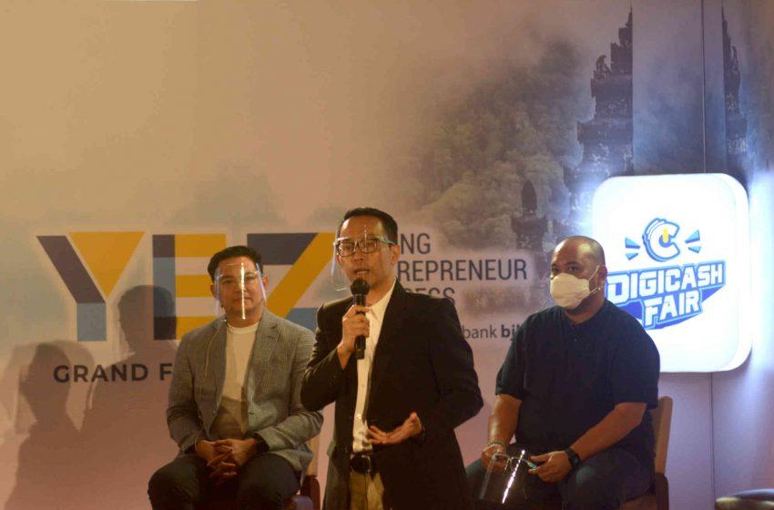 Dukung Pertumbuhan Pengusaha Muda, bank bjb Gelar Kompetisi Bisnis dengan Hadiah Ratusan Juta Rupiah