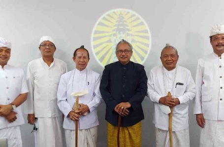 Sukses Gelar Shanti Puja Samgraha, MGPSSR dan ITB STIKOM Bali Adakan Dharmatula Nasional 2021
