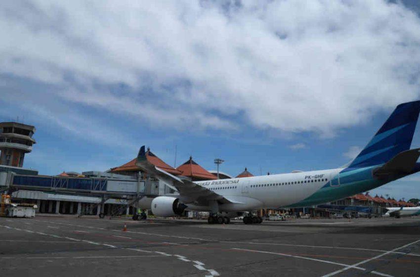 Aktifkan Rute Internasional Dari dan Menuju Bali, Maskapai Disiapkan Diskon Landing Fee